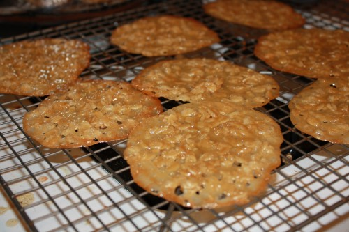 Lace Cookies 93 Homemade Turtles 94 Peanut Brittle 95 And