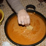 Skillet Queso and Salsa