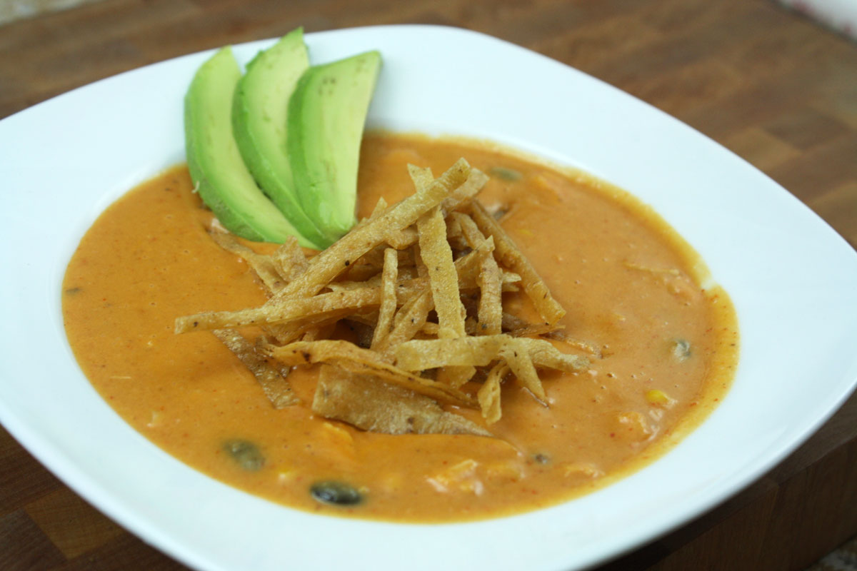 Chicken Enchilada Soup - My Chicken Fried Life
