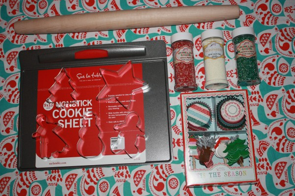 Christmas Cookie Kit Giveaway!!